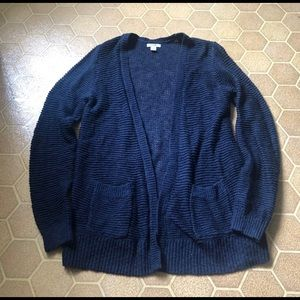 Old navy knit blue sweater